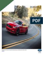 Lista de Preturi Public Mustang