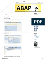 The ABAP
