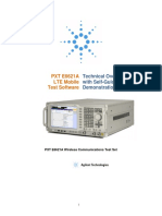 PXT E6621A Demonstration Guide Version 25