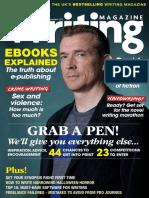 Writing Magazine - November 2015