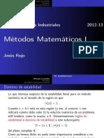 Mecanica computacional, Metodo Runge Kutta