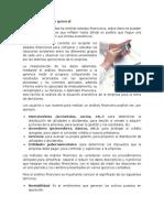 Análisis Financiero General