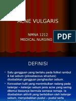 Acne Vulgaris 2