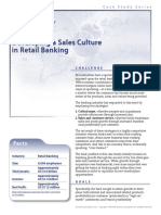 Roland Berger-HS_Retail Banking - Sales Culture