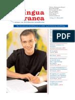 E-Lingua Franca 13 June 2010