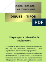 8.Medidas Tecnicas Diques - Tipos