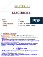 Electricity Pp t