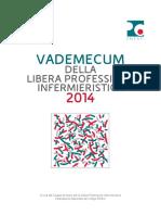 Vademecum Libera Professione Infermieristica 2014
