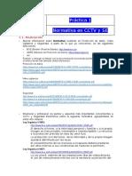P01 Normativa en CCTVySE v16