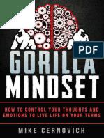 Mike Cernovich-Gorilla Mindset-CreateSpace Independent Publishing Platform (2015)