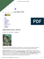 Alunecarile de Teren – Partea I _ Chimia Mediului