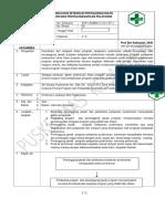 1.2.5 Ep 1 Sop Koordinasi Dan Integrasi Penyelenggaraan Program Pelayanan