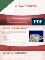 Asbestos Awareness Training | Best Asbestos Removal