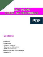 Pilot plant scale up.pptx