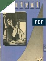 Revista Teatrul, nr. 9, anul III, septembrie 1958
