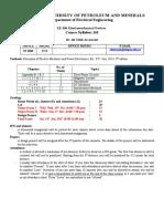 Outline-EE306-161-v1