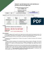 Outline-EE306-161-v2.doc