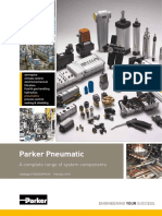 PDE2600PNUK Parker Pneumatic Catalogue