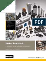 PDE2600PNUK Parker Pneumatic Catalogue
