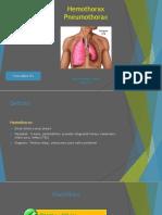 Pneumotorax - Hemothorax
