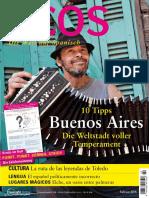 Revista Ecos - Die Welt Auf Spanisch - 2015-02 - Februar 2015