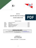 Pump Manuals - Op-MV600