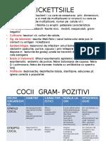 Bacteriologie Speciala