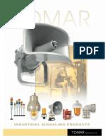 Tomar - Industrial Signalling Catalog