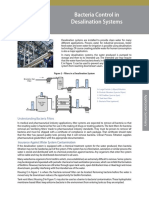 App Summary-Bacteria Control in Desal Systems