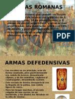 ARMAS ROMANAS