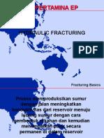 Basics of Fracturing I