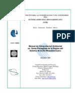Manual de Interpretación Ambiental en Áreas Protegidas de la Región del Sistema Arrecifal Mesoamericano