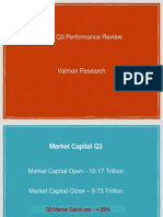 Valmon Securities Report on NSE Q3 2016 Performance Review