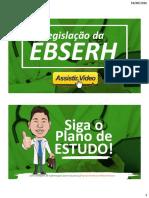 eBook Legislacao Ebserh Atual
