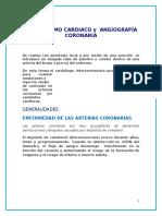 Cateterismo Introduccion a La Hemodinamia