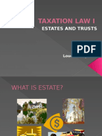 Taxation Law i