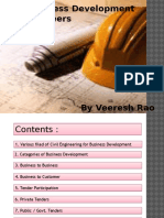 Business Development in Civil Engineering (1)