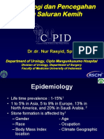 Patofisiologi Dan Pencegahan BSK