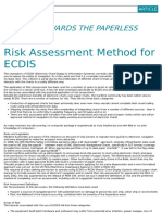 Risk Assessment Method for Ecdis