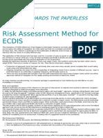 Risk Assessment Method for Ecdis