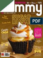 Yummy Magazine October 2016