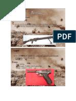 Armas Utilizadas durante a 1ª Guerra Mundial.docx