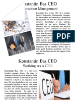 Konstantin Bas CEO - Construction Management.ppt