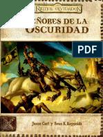 [Libro Oficial] Reinos Olvidados - Señores de La Oscuridad