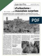 ADECOHA Article Nice Matin Du 29 Mai 2010