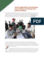 Envi Law Homework (Fisheries)