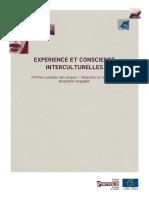 ELP Language Biography Intercultural Component Templates FR