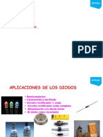 03 - DIODO -  Aplicaciones