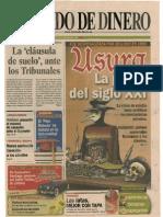 Mercado de Dinero Junio 2010