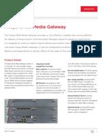 Avaya G430 Media Gateway